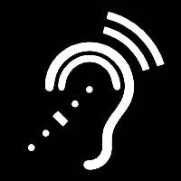 hallássérülteket jelző logó
