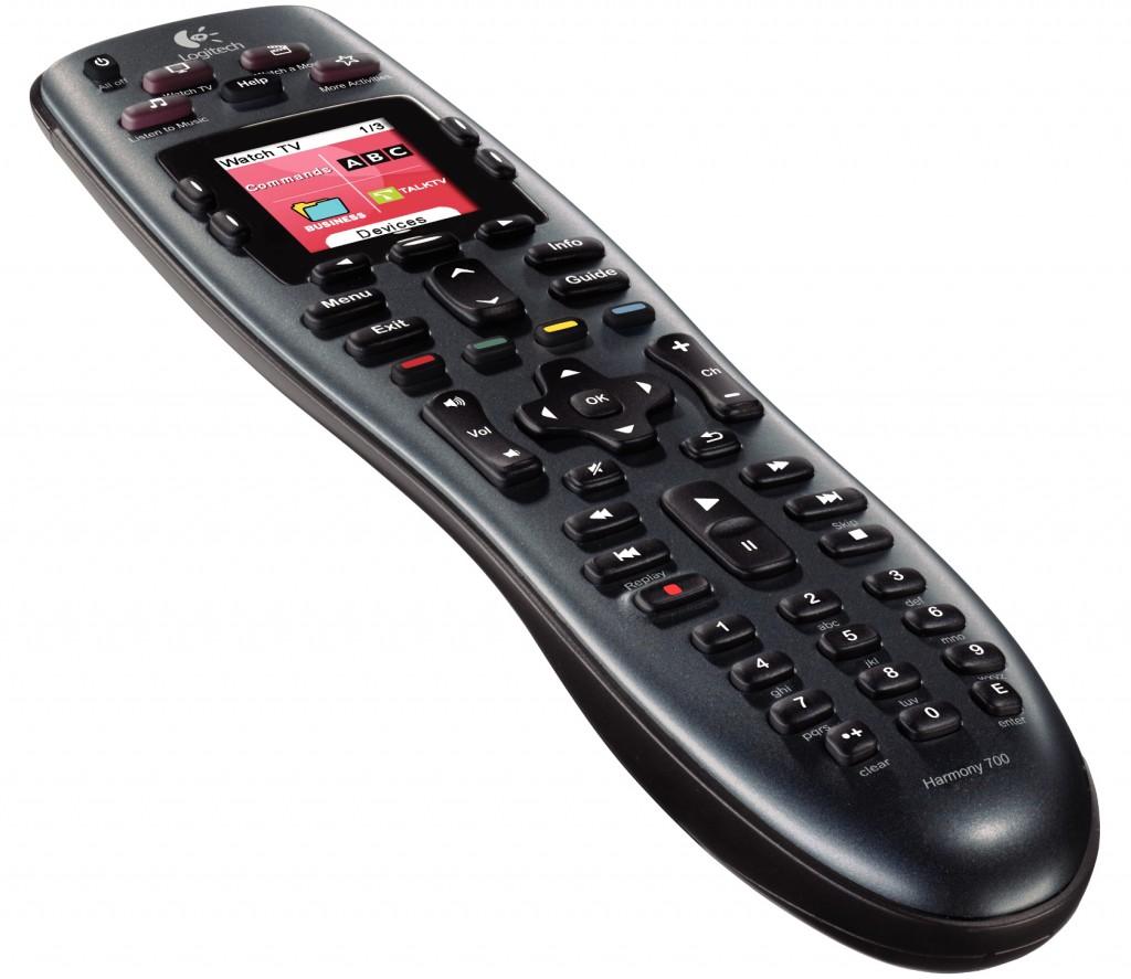 Televízió távirányítója- az első egyetemes tervezésű termék