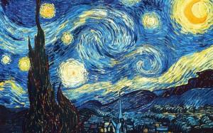 the starry night című festmény ami Pszichoszociális személyeket jellemez