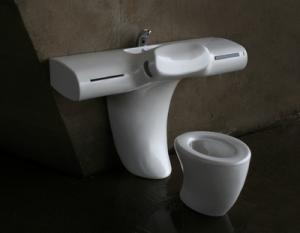 Egyetemes tervezésű Szép és kényelmes WC