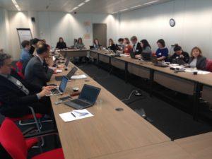 Európai szintű részvétel a Mobility4EU projektben