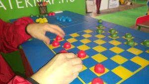 tapintható asztali játékok