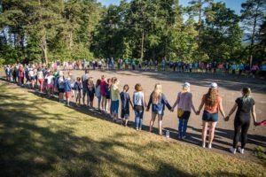 több, mint száz gyermek várta az ETIKK munkatársait